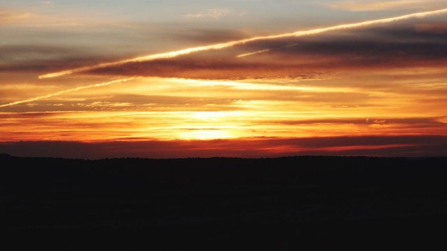 Sunrise Utah Skyporn