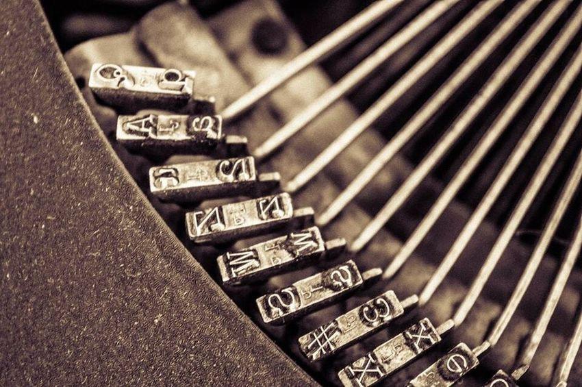 Typewriter Steampunk Antique