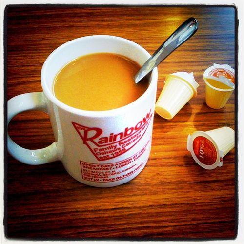 Necessity No.1 Coffee Rainbowrestaurant Oshawa