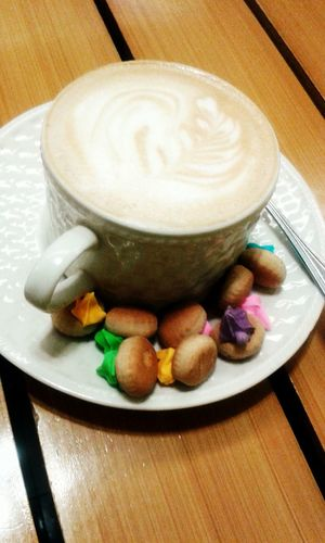 coffee art..