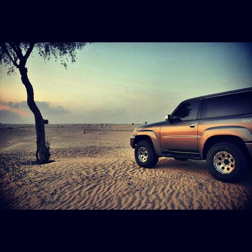 GetYourGuide Cityscapes Dubai Desert Car