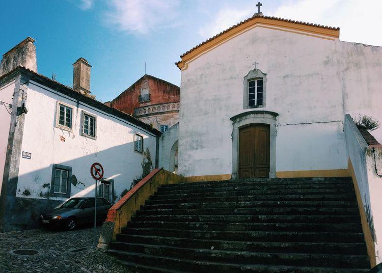 Portugal Portugaldenorteasul Portugaligers Portugal_em_fotos Portugaloteuolhar Alentejo Church Architecture Architecture_collection Old Buildings