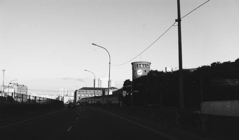 Black And White São Paulo Vscocam City