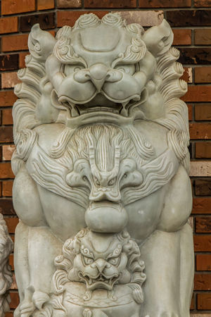 Art Asian  Carving Carving - Craft Product Chinese Chinese Culture Chinese Foo Dog Chinese Guardian Lions Close-up Day Design Foo Dog Fu Dogs Lion Lion Dog No People Oriental Ornate Sculpture Showcase June Statue Stone Material The Street Photographer - 2016 EyeEm Awards The Week On EyeEm Travel Destinations