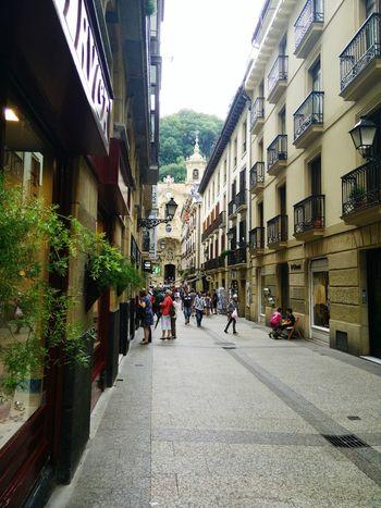 Pays Basque Espagne 🇪🇸 Donostia / San Sebastián Simple Moments Streetphotography Tacking Photos