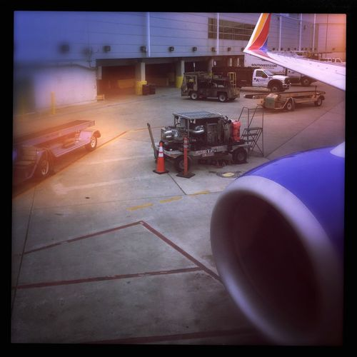 In The Terminal Airport Catching A Flight Chicago NEM GoodKarma Hipstamatic NEM Submissions NEM Mood