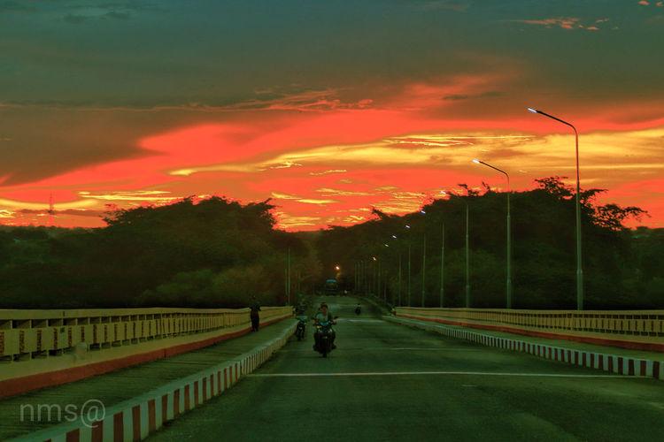 sunset oh my