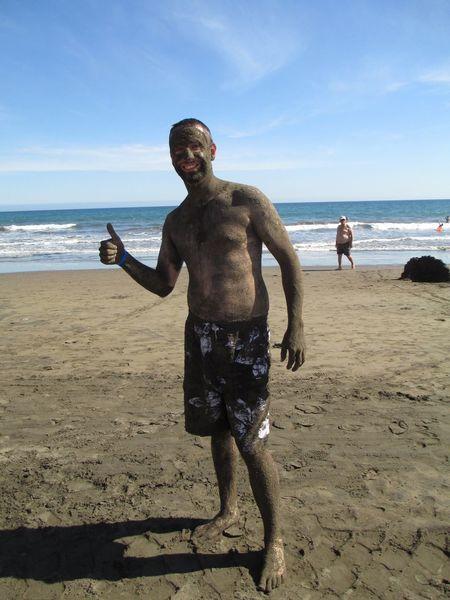 Playa Strand Beach Gran Canaria San Agustín Islas Canarias Canary Islands Kanaren Kanarische Inseln Schwarzer Sand Black Sand Black Sand Beach Schwarzer Strand Arena Negro Schwarz Black Negro Mar Meer Sea People Of The Oceans The Portraitist - 2017 EyeEm Awards
