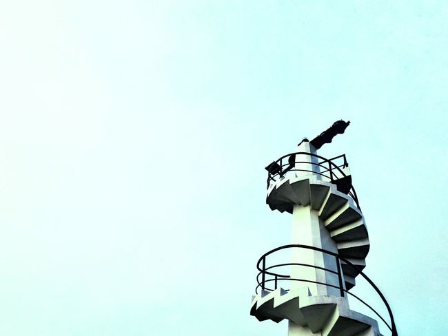 Lighthouse in Rizal Mobilephotography Macx Architecture Minimal Philippines Travel Lighthouse White