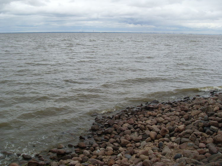 Beach Beauty In Nature Day Horizon Over Water Horizontal Nature No People Outdoors Scenics Sea Sky The Gulf Of Finland Tranquil Scene Tranquility Water