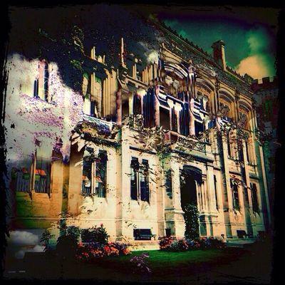 Horror castle... Lomo Castles