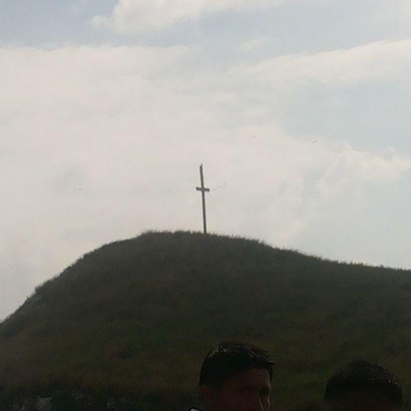 La Cruz de Cristo guia de pescadores, faro del navegante y vida para las personas Farallon RioHato Cocle MiHermosaProvincia Cocle ♡