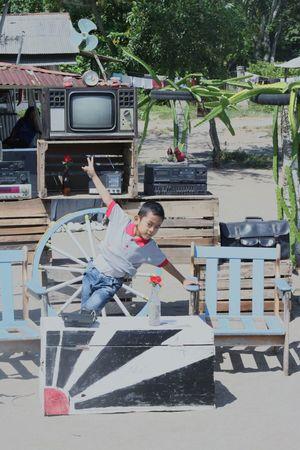 Capturing Freedom Handsome Boy Beachphotography INDONESIA Westsumatera Kiddo Kids Pariaman Brother Fashionstyle