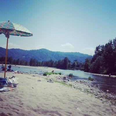 Relax River Sand Sun
