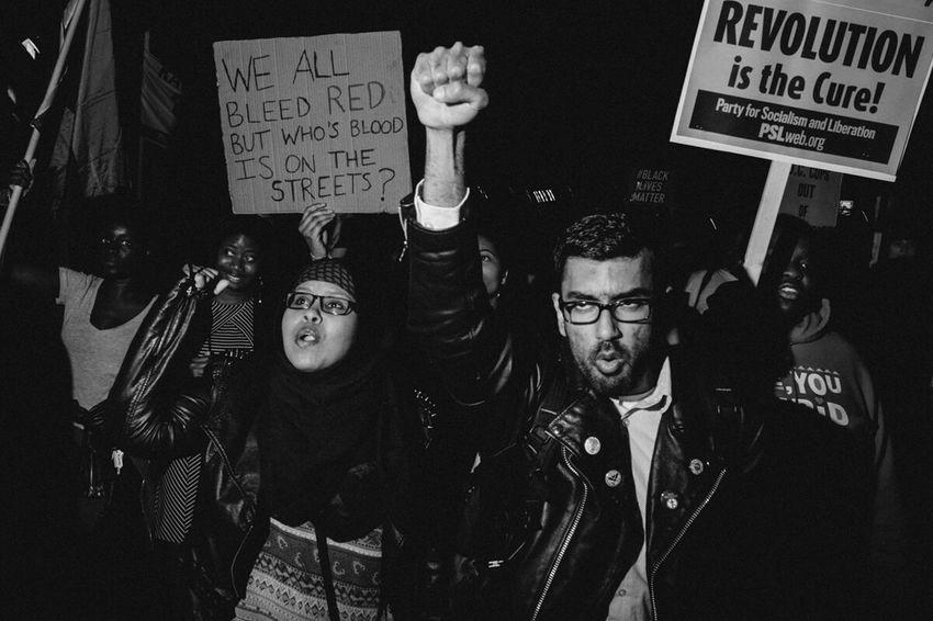 "Washington D.C. ""Ferguson"" rally - April 2015 The Photojournalist - 2015 EyeEm Awards"
