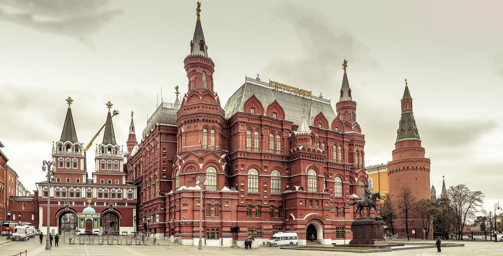 HDR Moscow