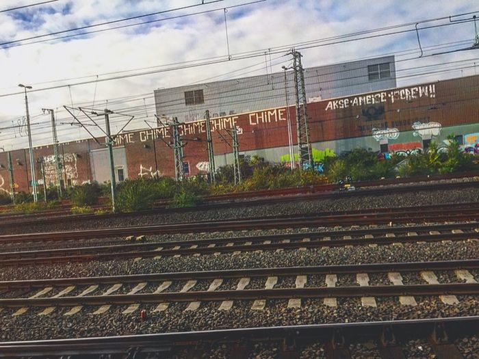 Trainway Graffiti Niceart Everywhere DifferentColours Quotes Boring Toairport ✈️