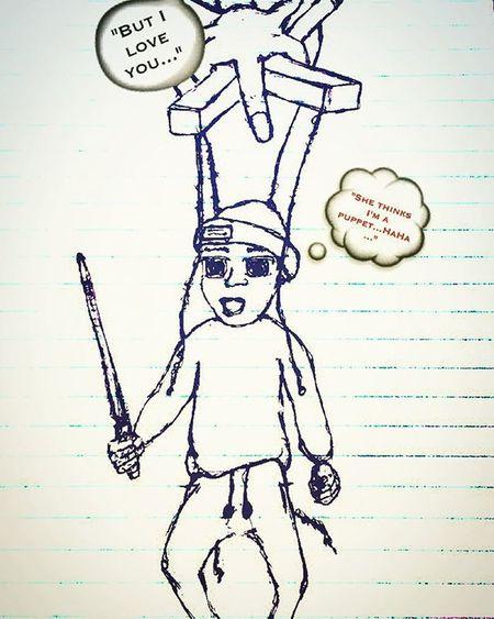 Suresicknesssketchbook™ Becausetheforceisstronger