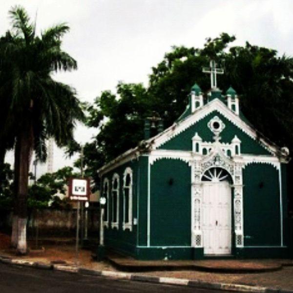 Que seja uma semana abençoada Bomdia Boavista Roraima Norte Brasil Igreja Amanhecer Verde Branco Paz