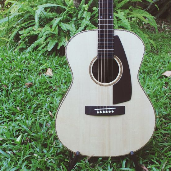 Handmade custom guitar by Thai luthier. All solid tone wood. Chiang Mai | Thailand Guitar Acoustic Guitar Luthier