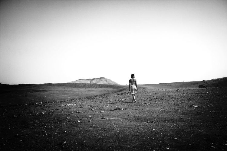 B&w Selfportrait Self Photography Desert Set