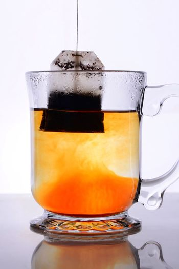 Black Tea White Tea Tea Tea - Hot Drink Earl Grey Tea Green Tea ❤️ Hot Drink Warm Drink Brewing Drink Refreshment Food And Drink Glass Indoors  Household Equipment White Background Drinking Glass Food Wellbeing Orange Color Freshness