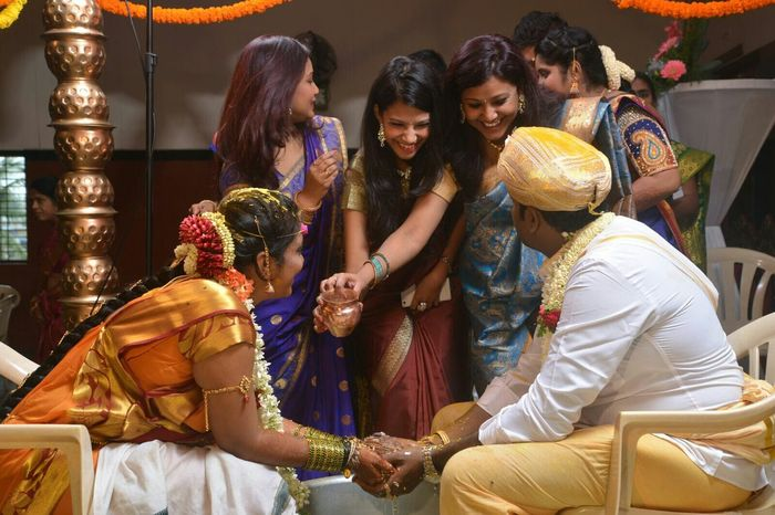 Weddings Around The World Check This Out Happy :) Best Friends Wedding Indian