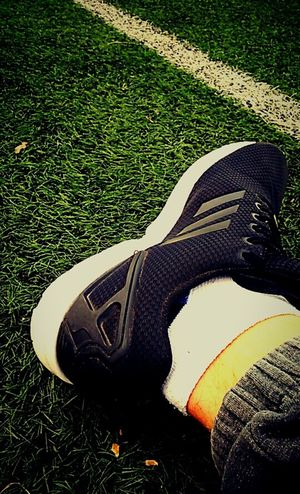 First Eyeem Photo Adidasoriginals Zx Flux Football Holiday