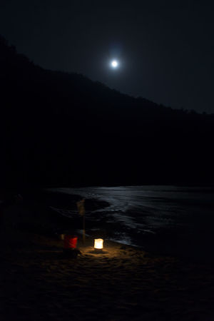 Beach camping in nepal An Eye For Travel Beach Beauty In Nature Full Moon Illuminated Moon Nature Night Night Time No People Outdoors River Scenics Sky Slow Shutter Space Tranquility Water