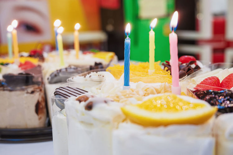 Fresh milk cakes and beautifully decorated fruits with birthday candles prepared to surprise. Background Baked Bakery Beautiful Berry Birthday Brown Butter Cake Candle Cheese Chocolate Closeup Cream Delicious Dessert Food Fresh Fruit Fruits Gourmet Healthy Homemade Ingredients Jelly Milk Pastry Pink Plate Red Restaurant Shortcake  Small Snack Spiral Strawberry Sugar Sweet Tasty Traditional Vanilla Whipped White Yummy Sweet Food Birthday Cake Celebration No People Fire Food And Drink
