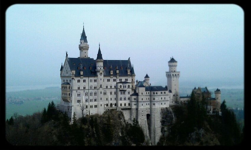 Traveling Germany Castle