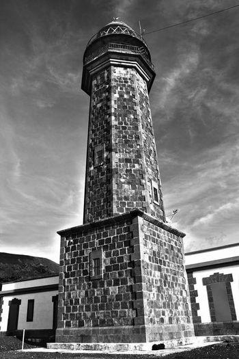 Isla Del Hierro Faro De Orchilla Travel Destinations Blackandwhite History