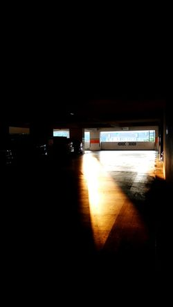Architecture Sunshine EyeEm Best Shots Darkness And Light The Architect - 2015 EyeEm Awards Snapshots Of Life Parking Lot Carshot Sunlight Going Out