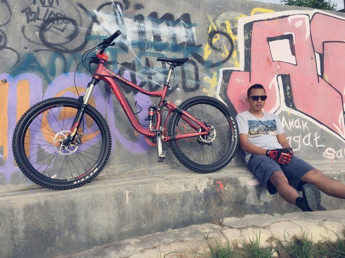 Gowes Samarinda Reign Mitrabike Giantbikes