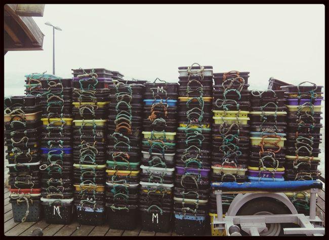 a vida de um pescador! :)
