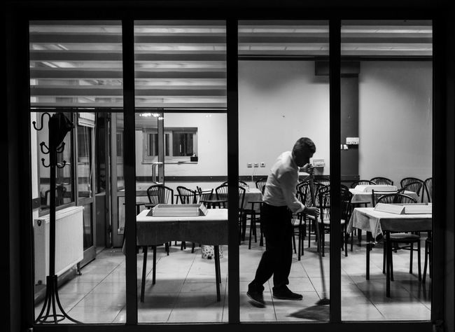 Working Late Working Hard Cleaning Full Length Indoors  Real People One Person Casual Clothing Education Standing People Colour Your Horizn The Street Photographer - 2018 EyeEm Awards