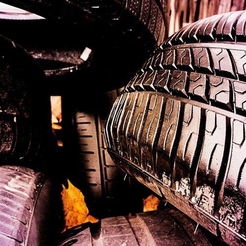 Rubber Rubber Gummi Tyres Reifen Reifenwechsel