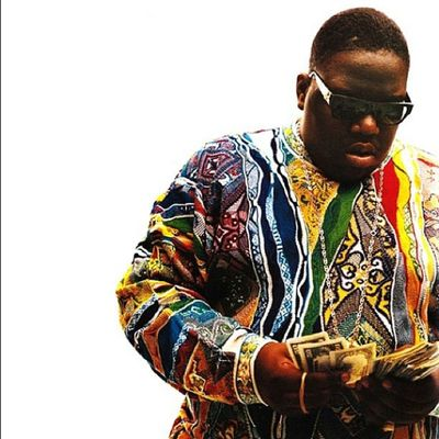 Black and ugly as ever , however I stay Coogi down to the socks!! RIP BIG.. One of the greatest gone to soon. Astroids RIPBIG BrooklynsFinest