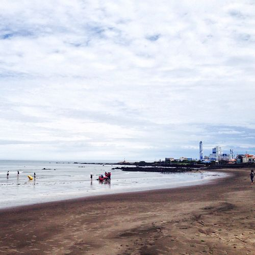 제주도 마지막하루 검은모래해변에서~~😗 JEJU ISLAND  Sea Blacksand Sky Skyandclouds  Skyandsea