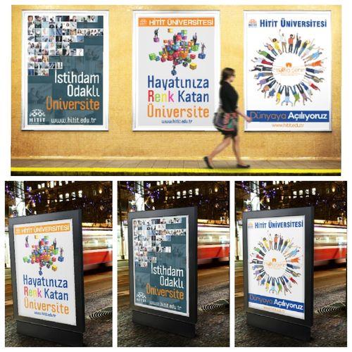 University Advertising Graphic Design In Istanbul ankara maras izmir kayseri samsun bursa mersin lerde yayinlanir ve mutluluk happy happy