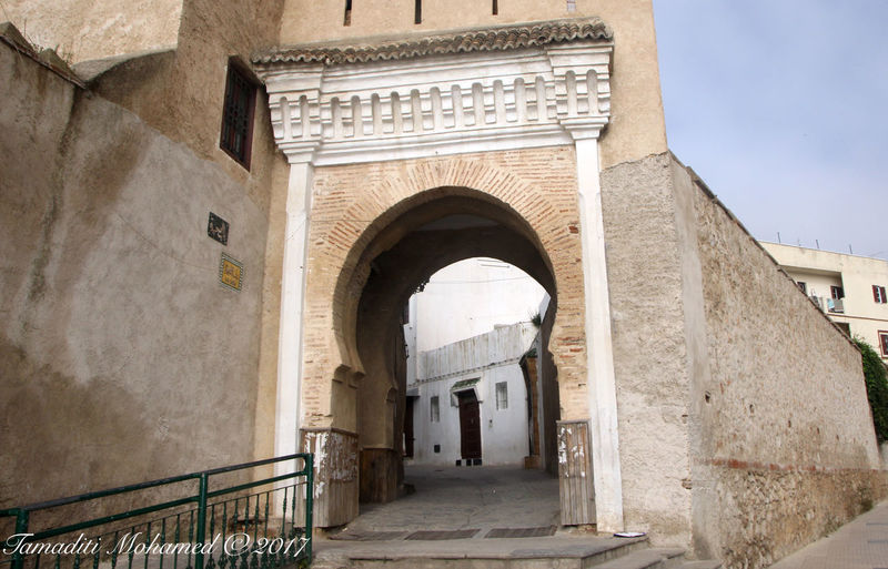 An antique gate An Antique Gate Antique Gate Morocco Tetouan The White City Architecture Building Built Structure History No People Tetouan  The Past