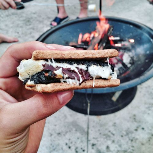 🔴⚪🔵 Enjoying Life S'mores Chocolate Marshmallow Summer