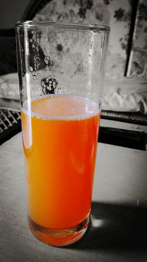 Rasanya gak enak, tapi manfaatnya enak (*˘︶˘*).。.:*♡Colour Of Life Carrot Juice Healthydrink