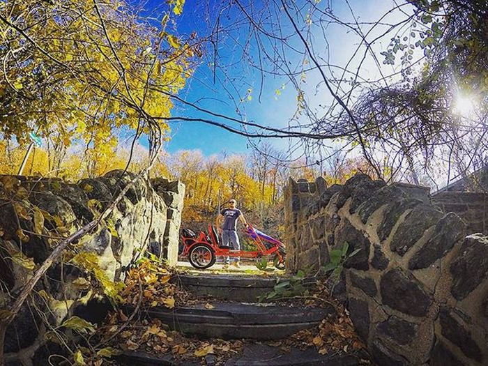 Philly Fall Coupè Tzar 1229 Gopro Goprooftheday