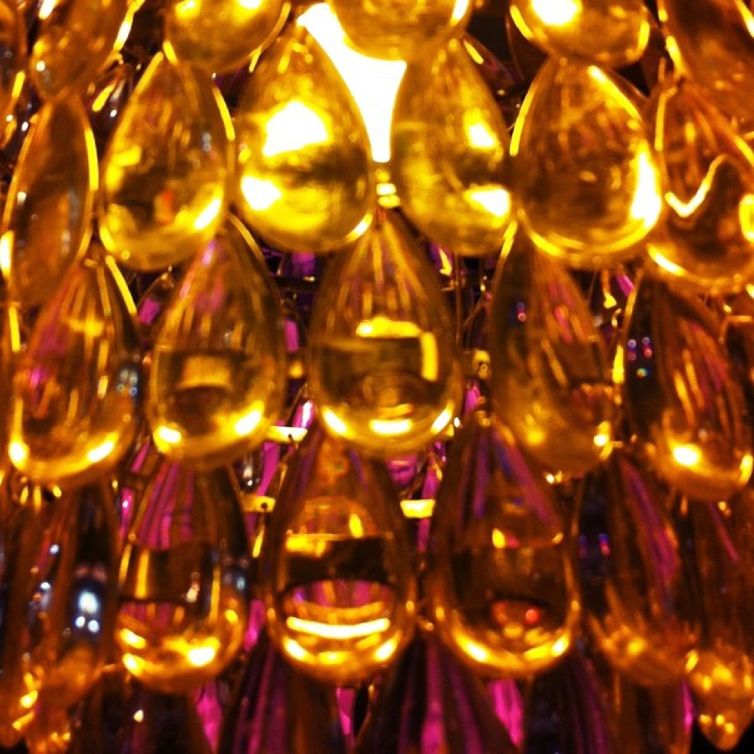 illuminated, multi colored, indoors, lighting equipment, decoration, celebration, abundance, glass - material, full frame, large group of objects, close-up, in a row, backgrounds, variation, transparent, tradition, shiny, christmas decoration, christmas lights, colorful