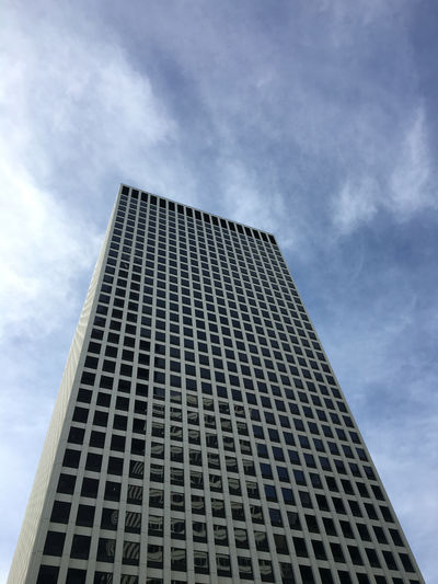 Architecture Building Exterior Built Structure City Day Low Angle View Modern No People Outdoors Sky Skyscraper Tall Tower Travel Destinations
