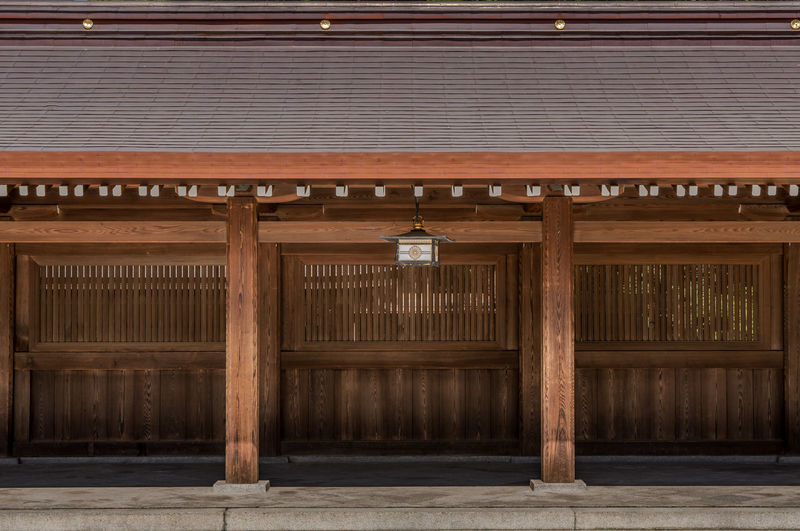 Detail of a traditional japanese house Japan Japanese  Japanese Culture Japanese Style Lantern Architectural Column Architecture Building Building Exterior Built Structure Ceiling Day Entrance Façade History House Lighting Equipment No People Outdoors Pattern Roof The Past Travel Destinations Wood - Material Wooden