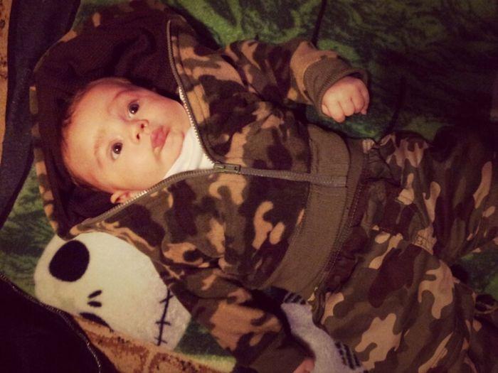 My Little Hunter: His Halloween Costume Lol