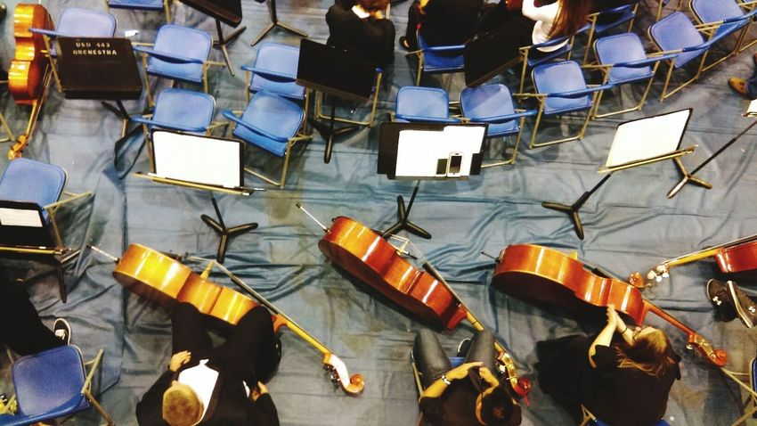 Orchestra School Events