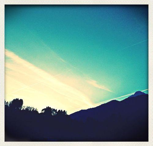 tramonti.... Hello World